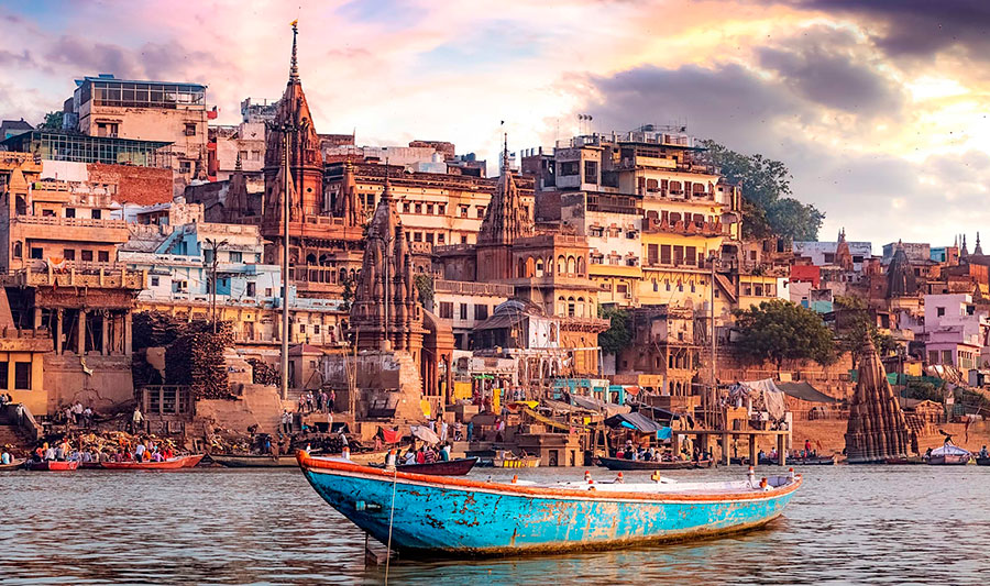 Impresiones de Varanasi